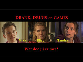 Drank, Drugs en Games